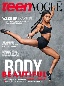 Teen Vogue Body Beautiful