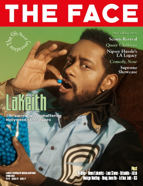 Lakeith The Face